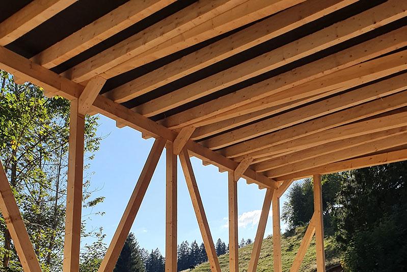 Holzbau Marco Weißer Dienstleistungen Furtwangen